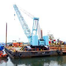 Global Crane Barge Market